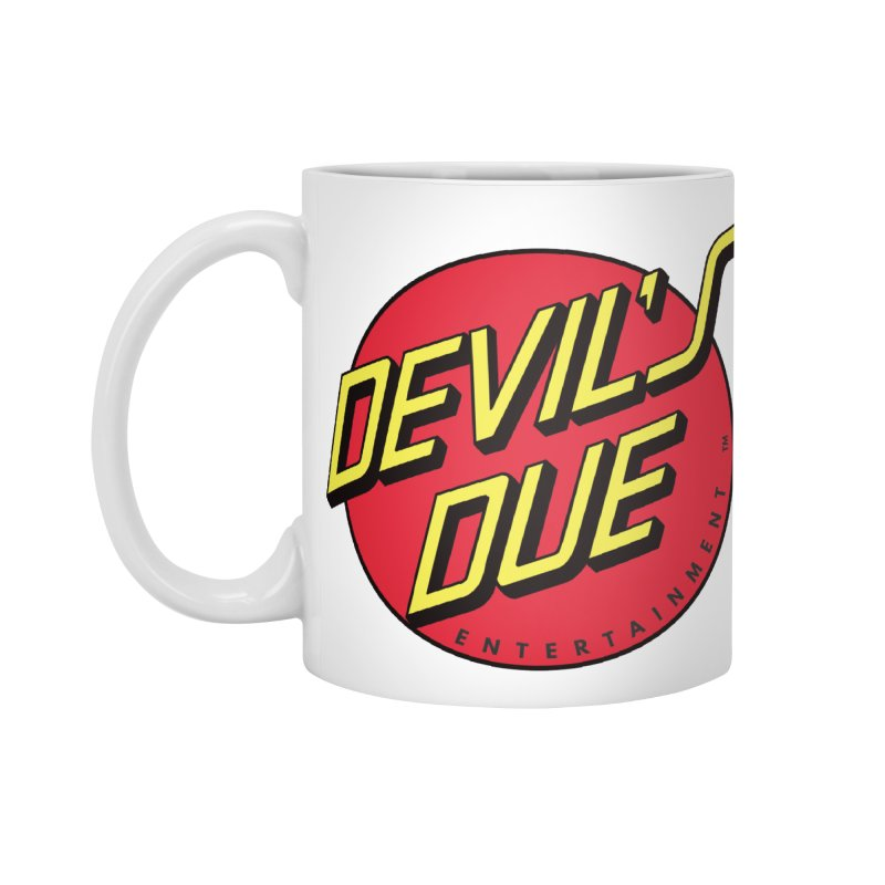 Devil's Due Cruz Accessories Mug by Devil's Due Entertainment Depot