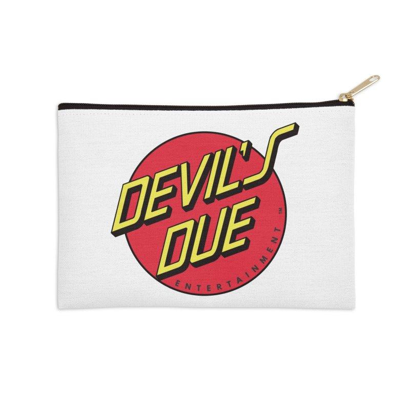 Devil's Due Cruz Accessories Zip Pouch by Devil's Due Comics