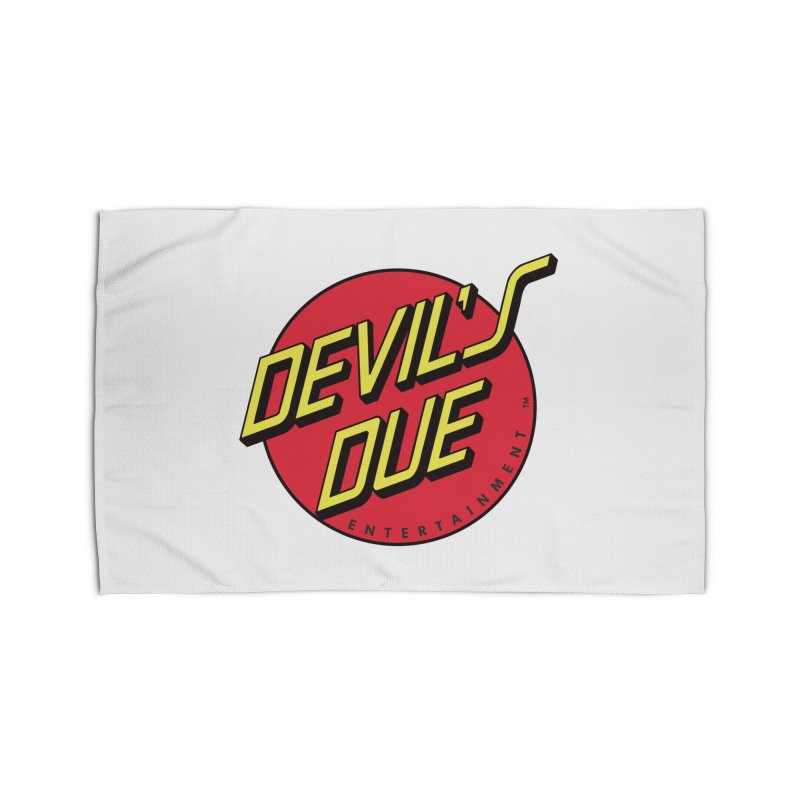 Devil's Due Cruz Home Rug by Devil's Due Comics