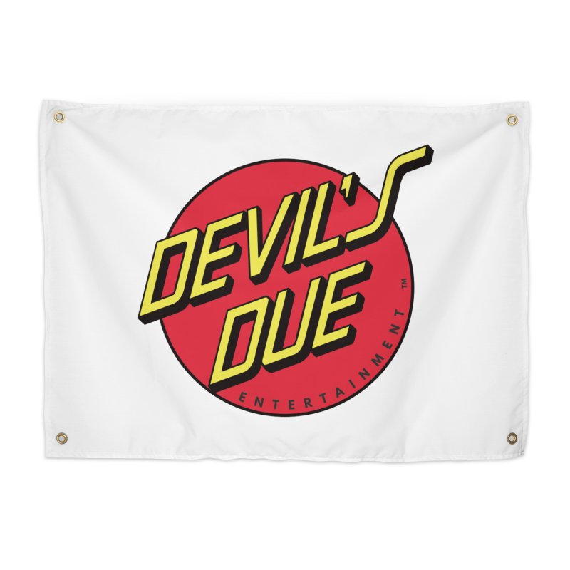 Devil's Due Cruz Home Tapestry by Devil's Due Comics