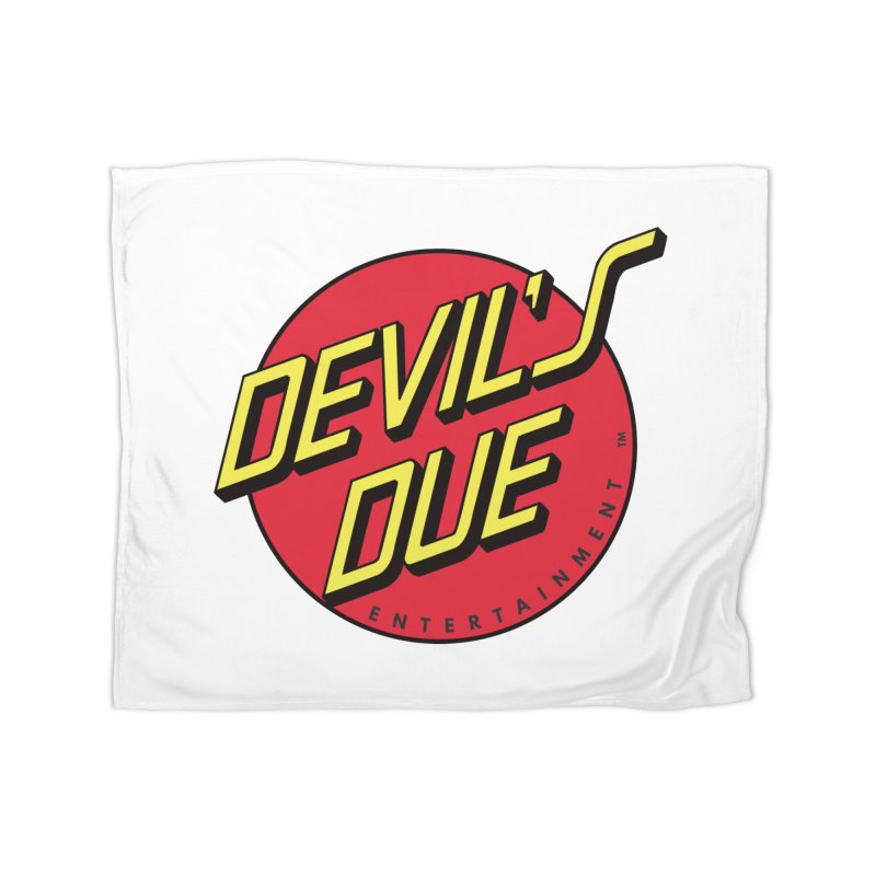 Devil's Due Cruz Home Fleece Blanket Blanket by Devil's Due Comics