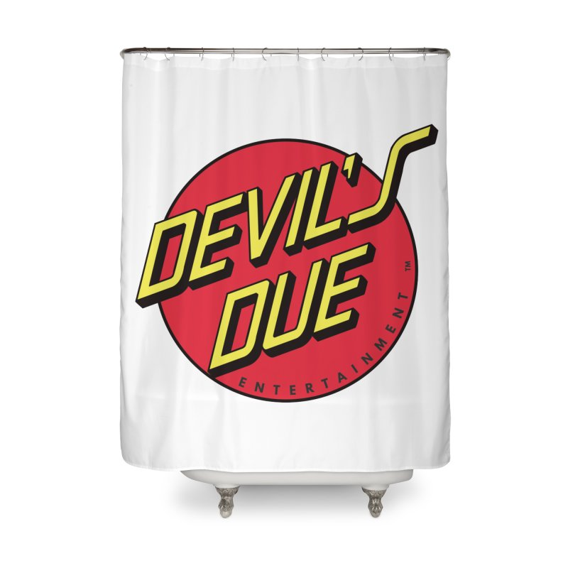 Devil's Due Cruz Home Shower Curtain by Devil's Due Comics
