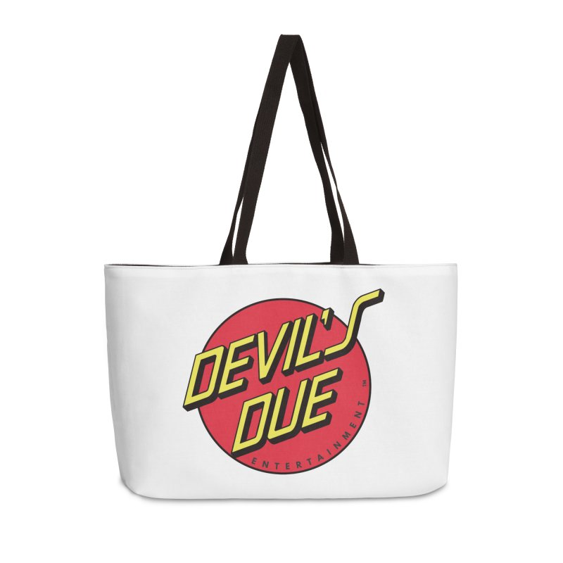Devil's Due Cruz Accessories Weekender Bag Bag by Devil's Due Comics