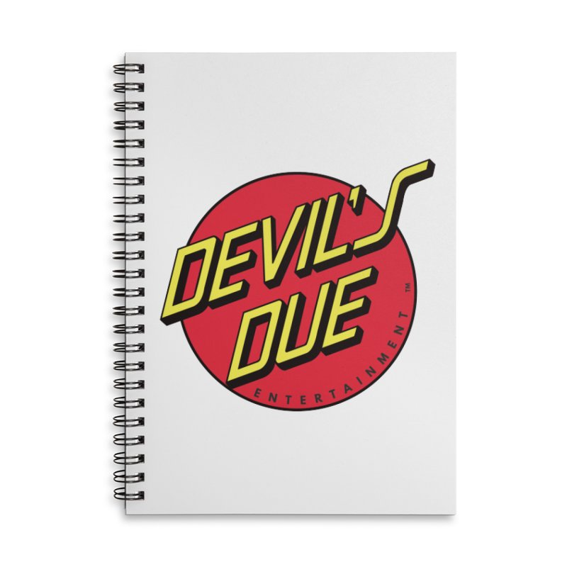 Devil's Due Cruz Accessories Notebook by Devil's Due Comics