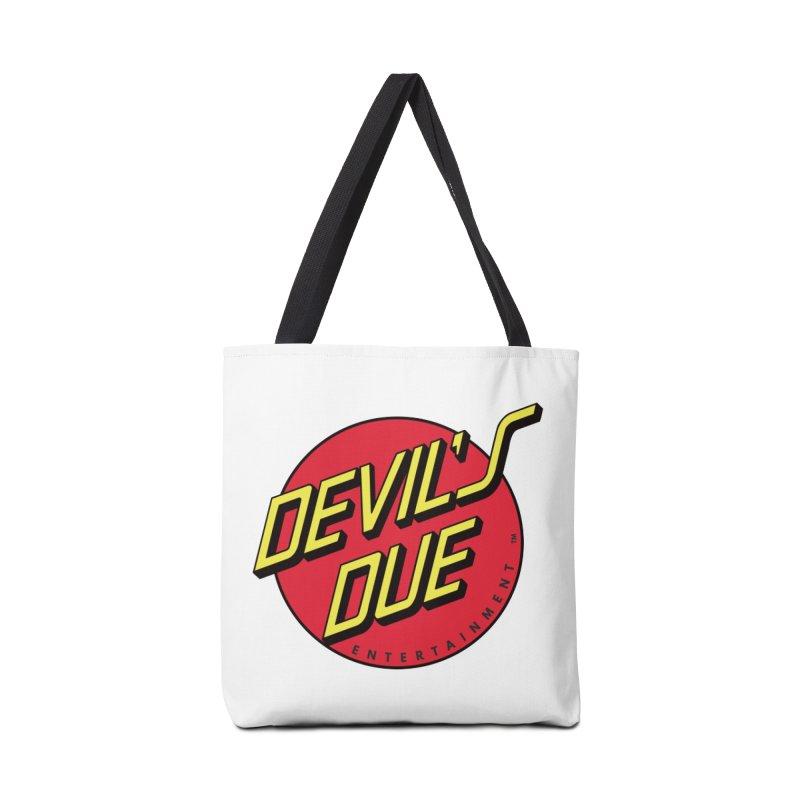 Devil's Due Cruz Accessories Tote Bag Bag by Devil's Due Comics