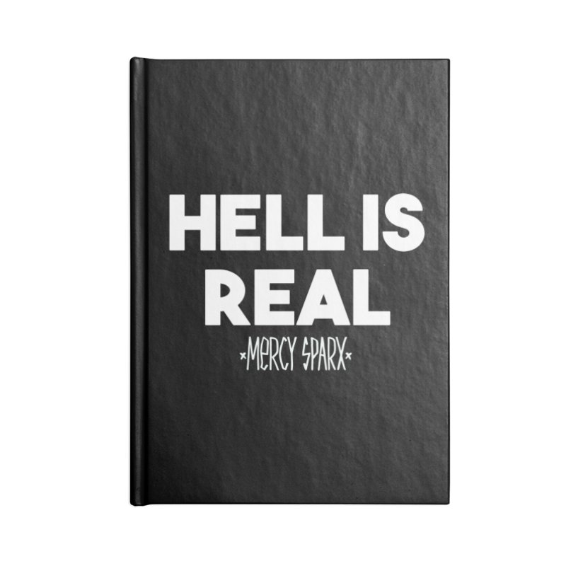 Hell is Real.  Accessories Blank Journal Notebook by Devil's Due Comics