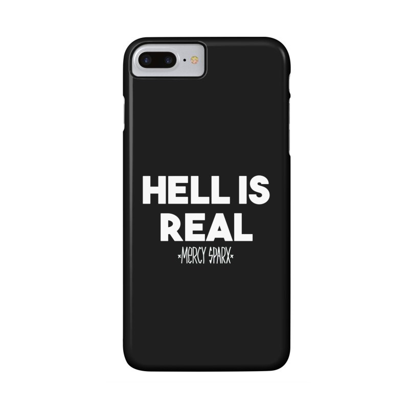 Hell is Real.  Accessories Phone Case by Devil's Due Entertainment Depot