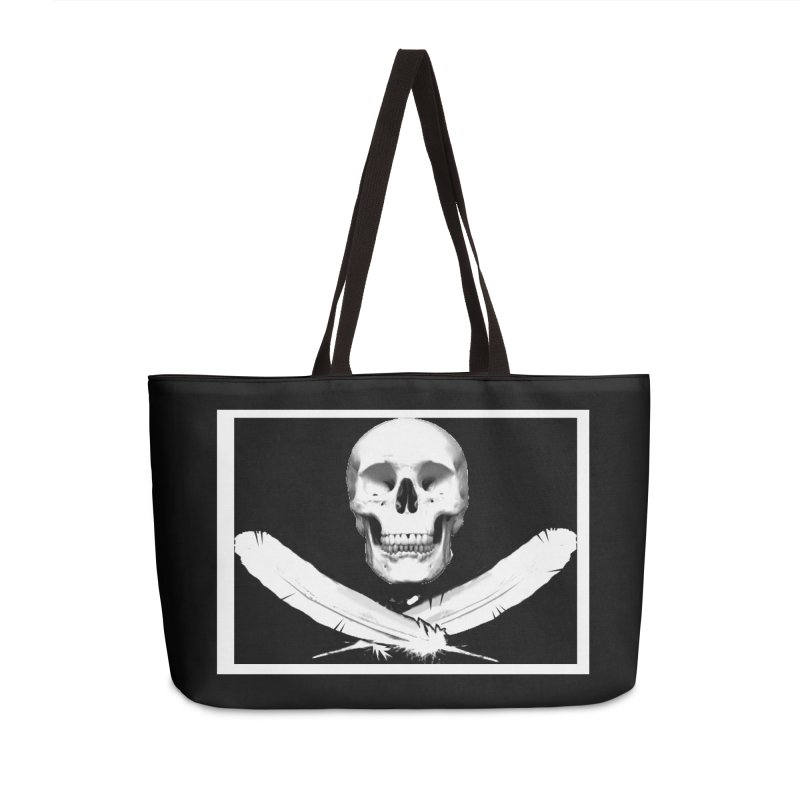 Mercy Sparx Jolly Roger Accessories Weekender Bag Bag by Devil's Due Comics