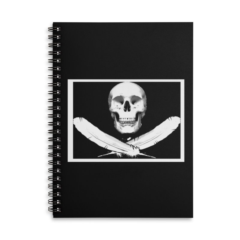 Mercy Sparx Jolly Roger Accessories Notebook by Devil's Due Comics