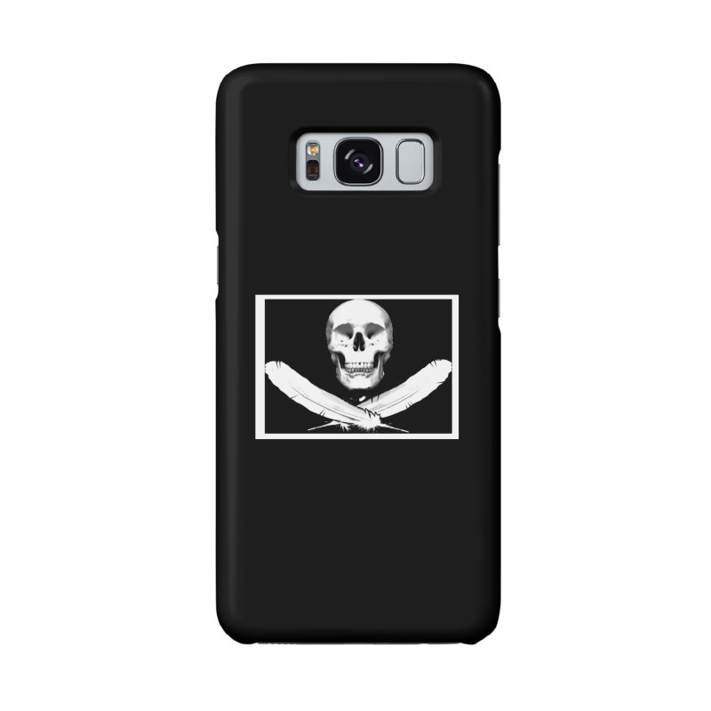 Mercy Sparx Jolly Roger Accessories Phone Case by Devil's Due Comics