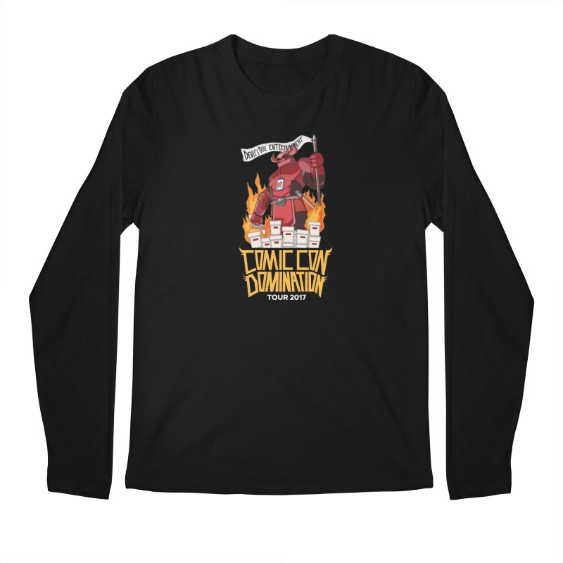 Condom 2017  Men's Regular Longsleeve T-Shirt by Devil's Due Comics