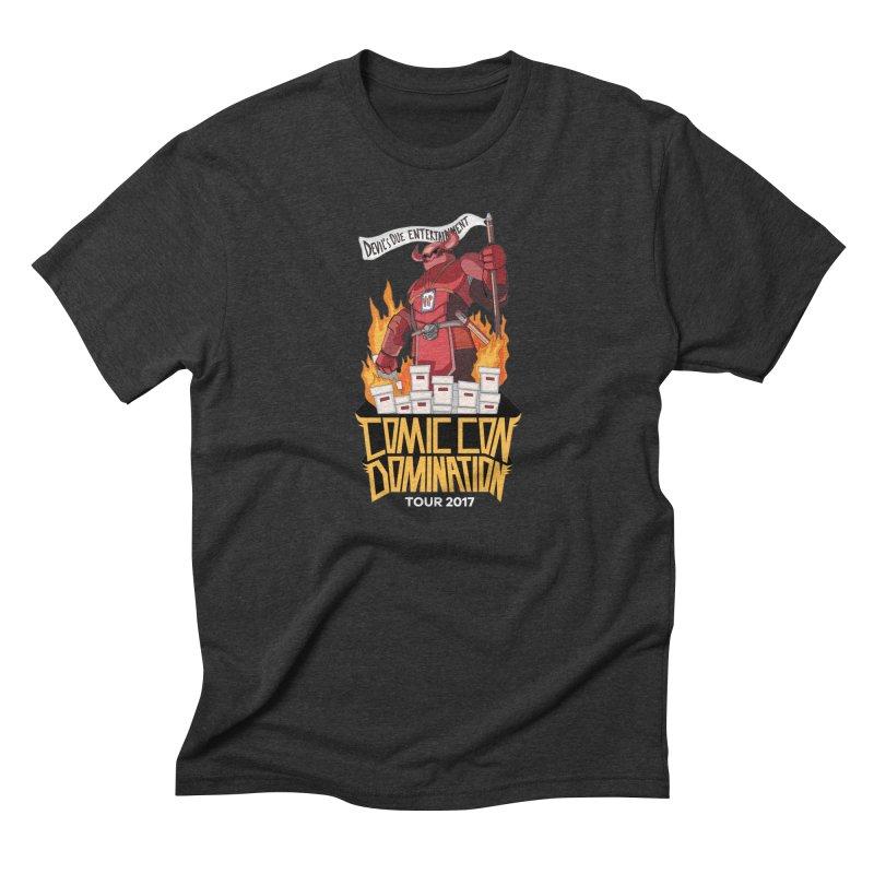 Condom 2017  Men's Triblend T-shirt by Devil's Due Entertainment Depot