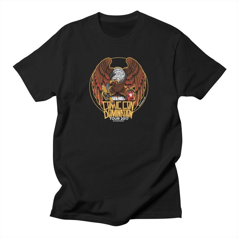 ConDom Eagle Men's T-Shirt by Devil's Due Comics