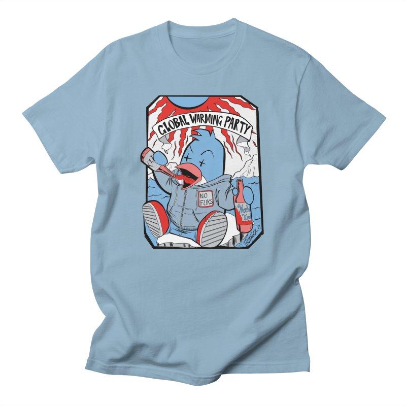Global Warming Party Women's Unisex T-Shirt by Devil's Due Entertainment Depot