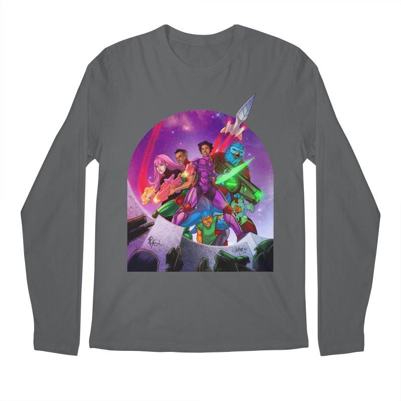 Galaxys for Hire Men's Longsleeve T-Shirt by Devil's Due Comics