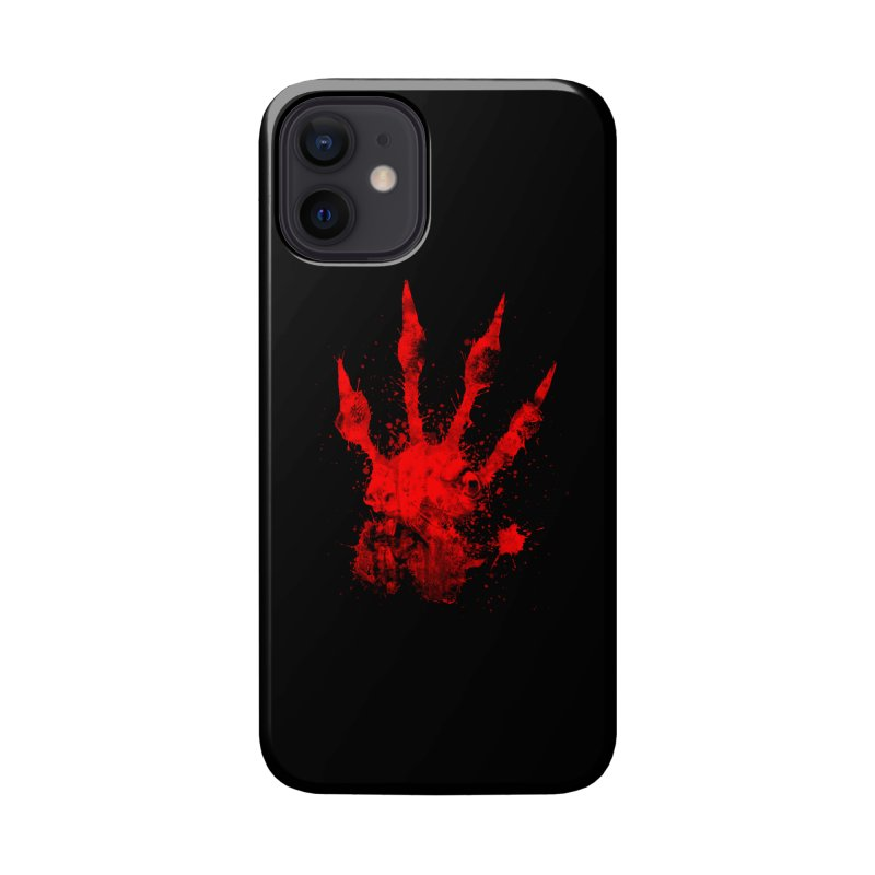 Squarriors' Bloody Print Accessories Phone Case by Devil's Due Comics