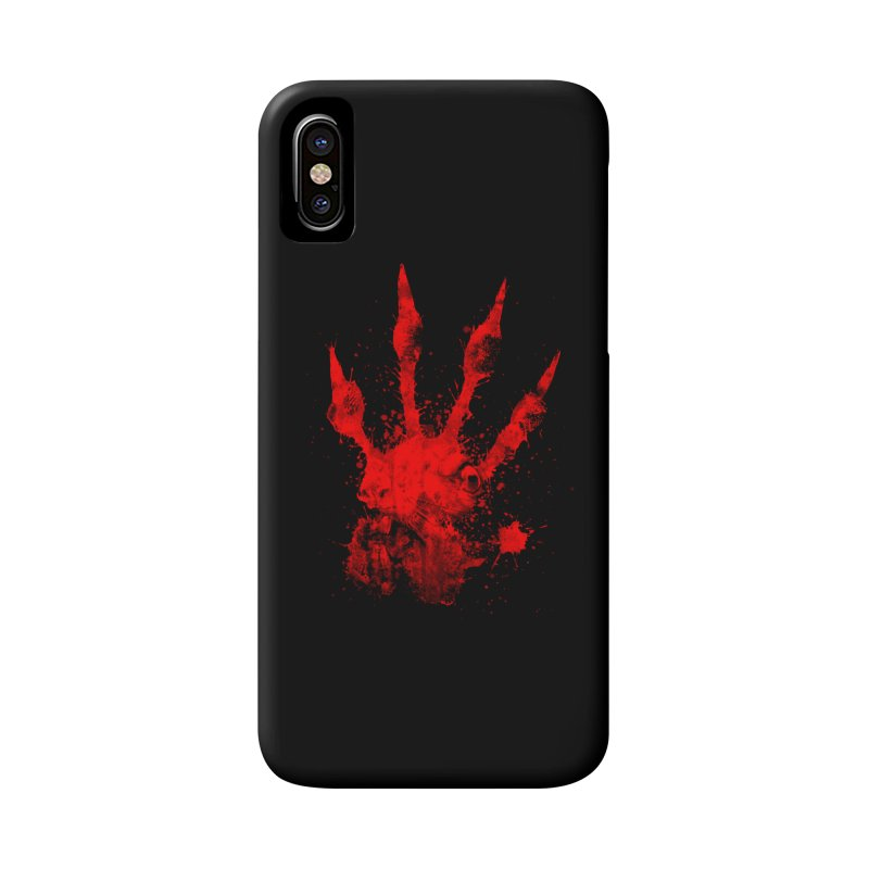 Squarriors' Bloody Print Accessories Phone Case by Devil's Due Entertainment Depot