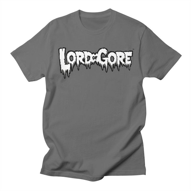 Lord of Gore Logo Men's T-Shirt by Devil's Due Comics