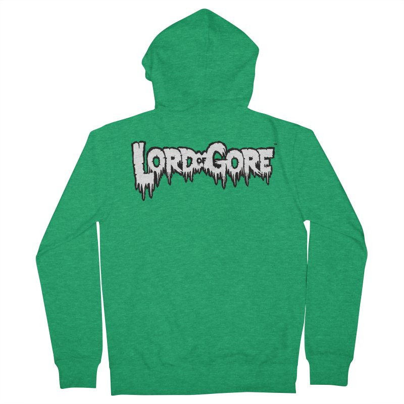 Lord of Gore Logo Women's Zip-Up Hoody by Devil's Due Comics