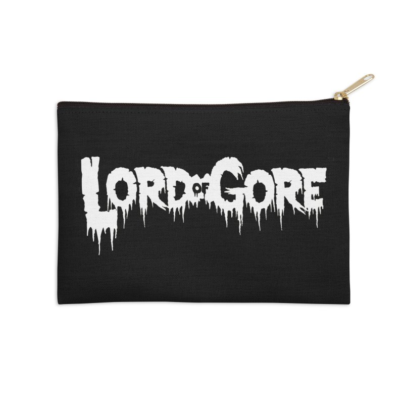 Lord of Gore Logo Accessories Zip Pouch by Devil's Due Entertainment Depot