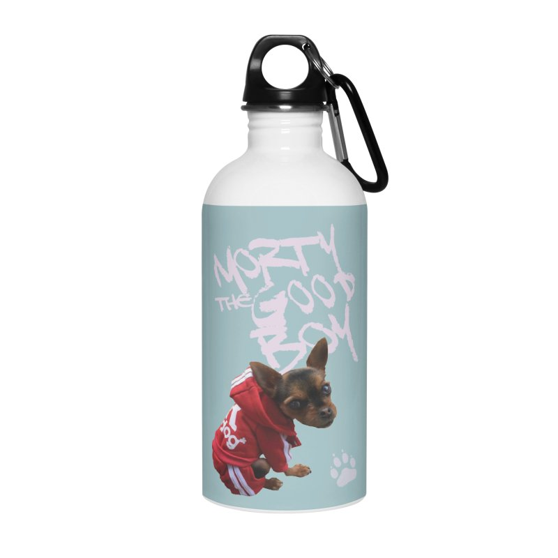 Morty the Good Boy Accessories Water Bottle by Devil's Due Comics