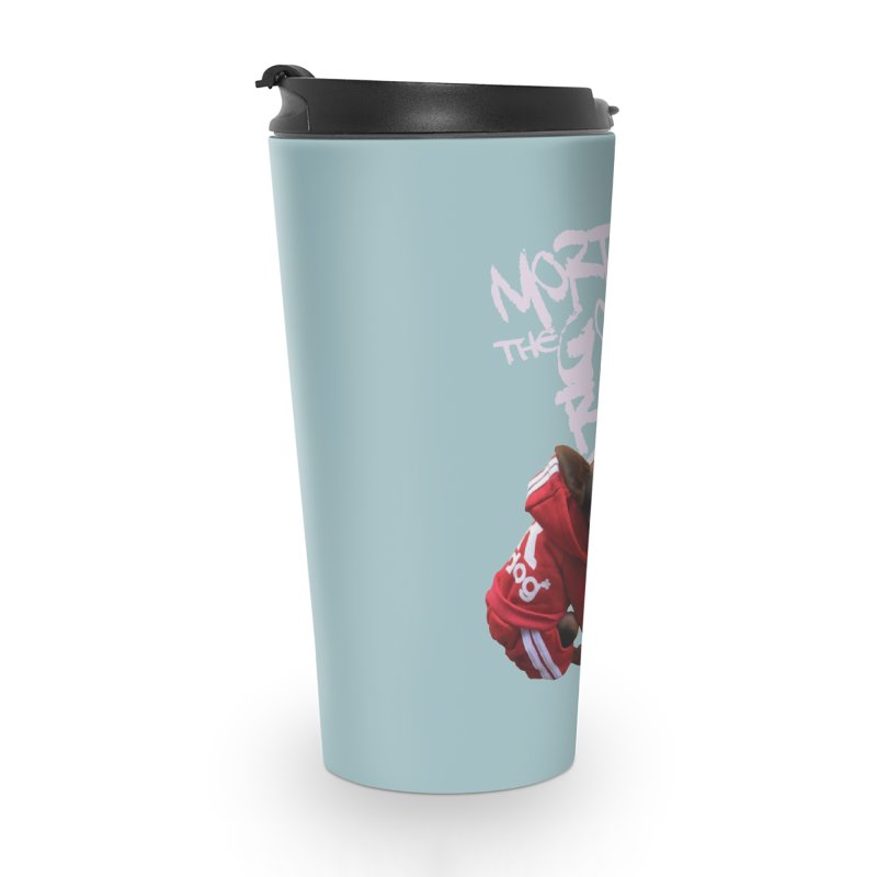 Morty the Good Boy Accessories Travel Mug by Devil's Due Comics