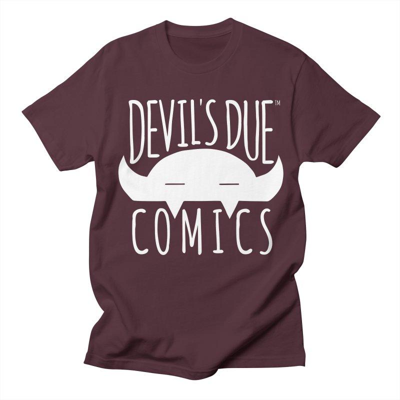Devil's Due Logo Women's Regular Unisex T-Shirt by Devil's Due Comics