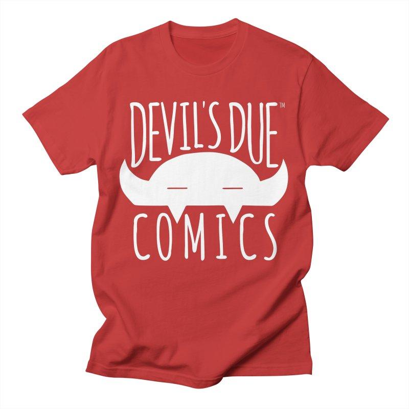 Devil's Due Logo Women's T-Shirt by Devil's Due Comics