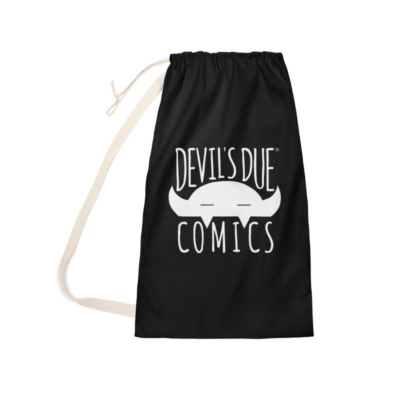 Devil's Due Logo Accessories Bag by Devil's Due Comics