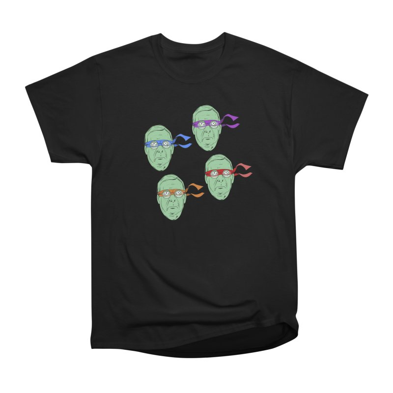 TMMT Men's T-Shirt by Devil's Due Comics