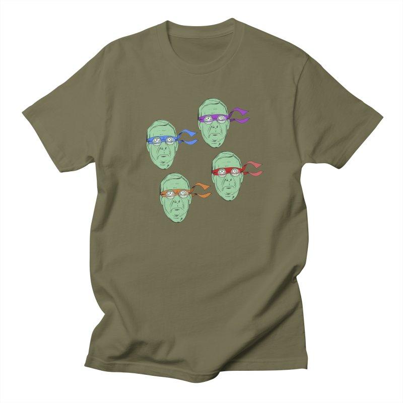 TMMT Women's Regular Unisex T-Shirt by Devil's Due Comics