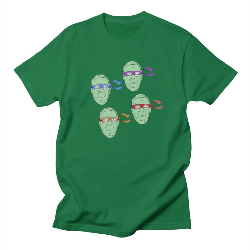 TMMT Men's Regular T-Shirt by Devil's Due Comics
