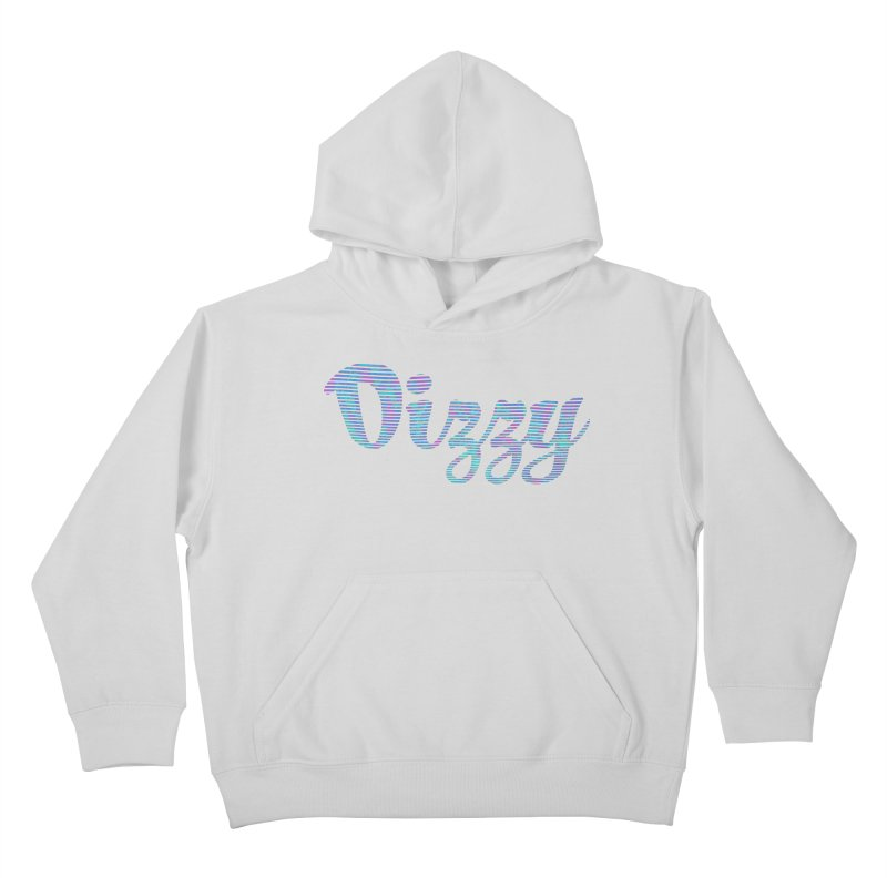Dizzy Kids Pullover Hoody by Demeter Designs Artist Shop