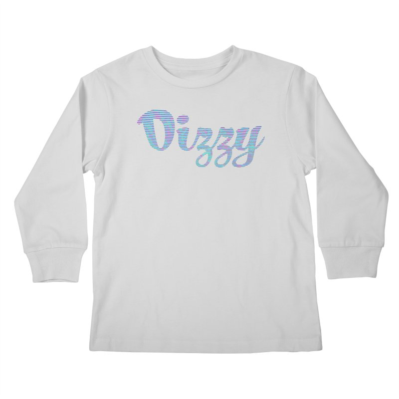 Dizzy Kids Longsleeve T-Shirt by Demeter Designs Artist Shop