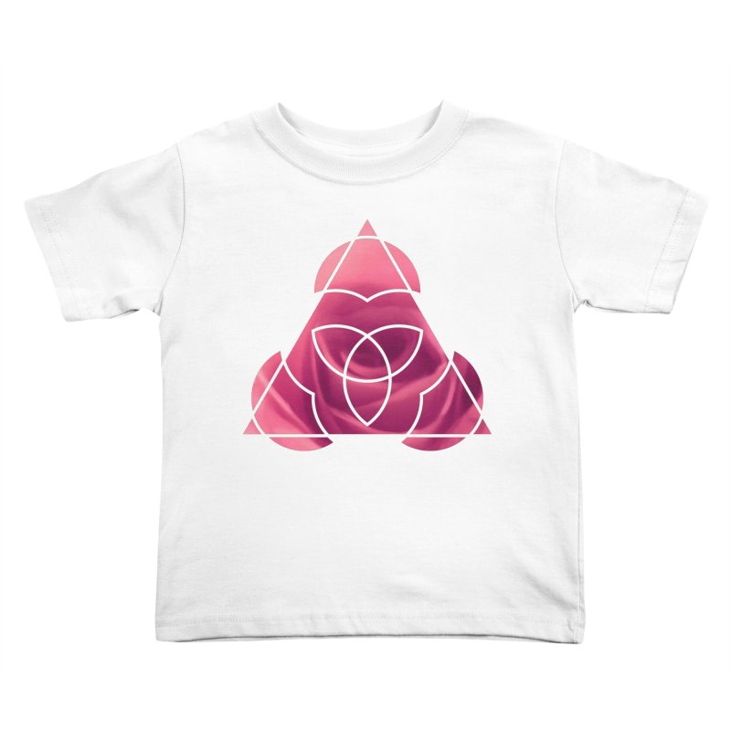 Pretty Pointed Kids Toddler T-Shirt by Demeter Designs Artist Shop