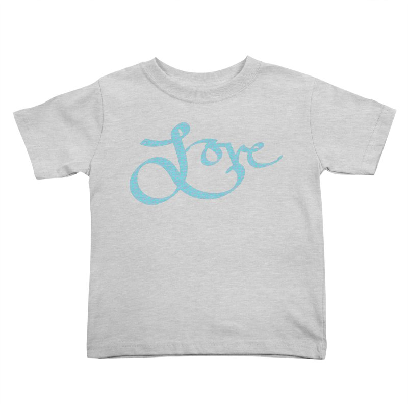Recursive Love Kids Toddler T-Shirt by Demeter Designs Artist Shop