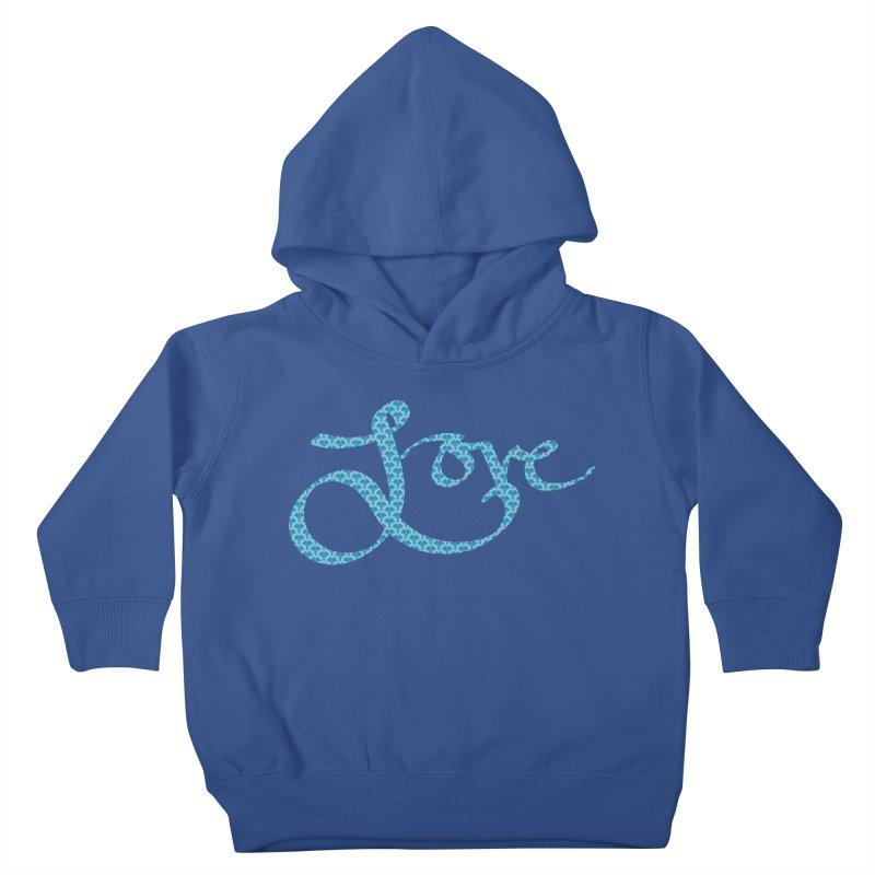 Recursive Love Kids Toddler Pullover Hoody by Demeter Designs Artist Shop