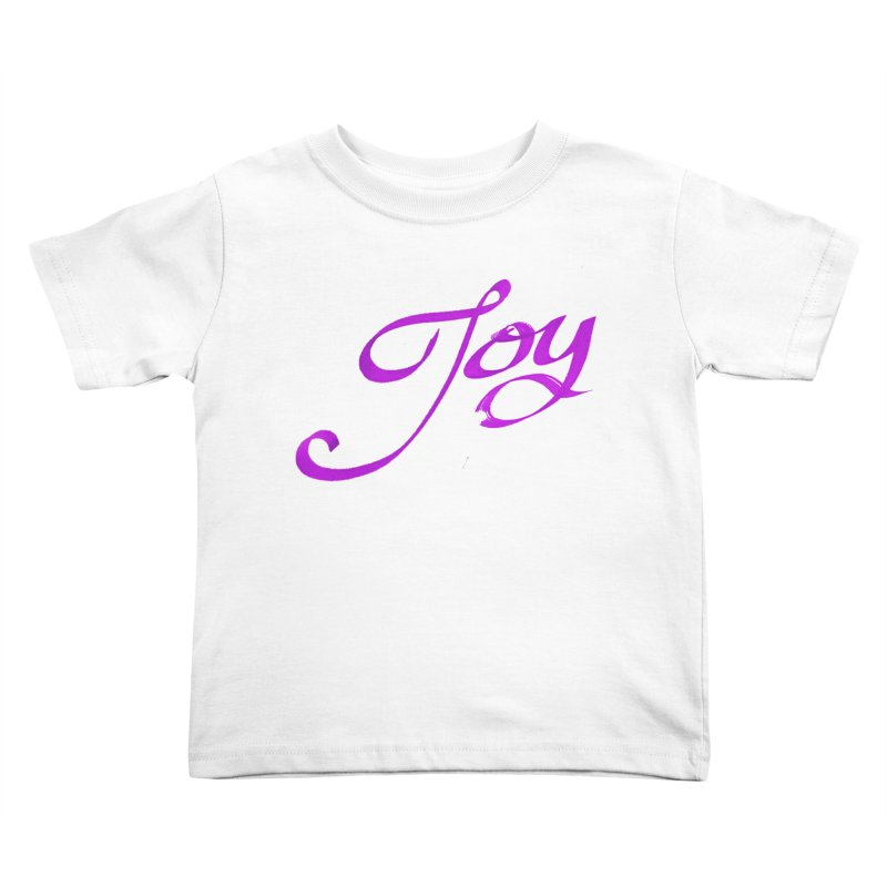 Watercolor Joy. Kids Toddler T-Shirt by Demeter Designs Artist Shop