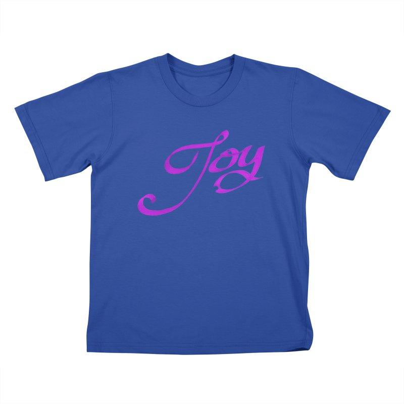 Watercolor Joy. Kids T-Shirt by Demeter Designs Artist Shop