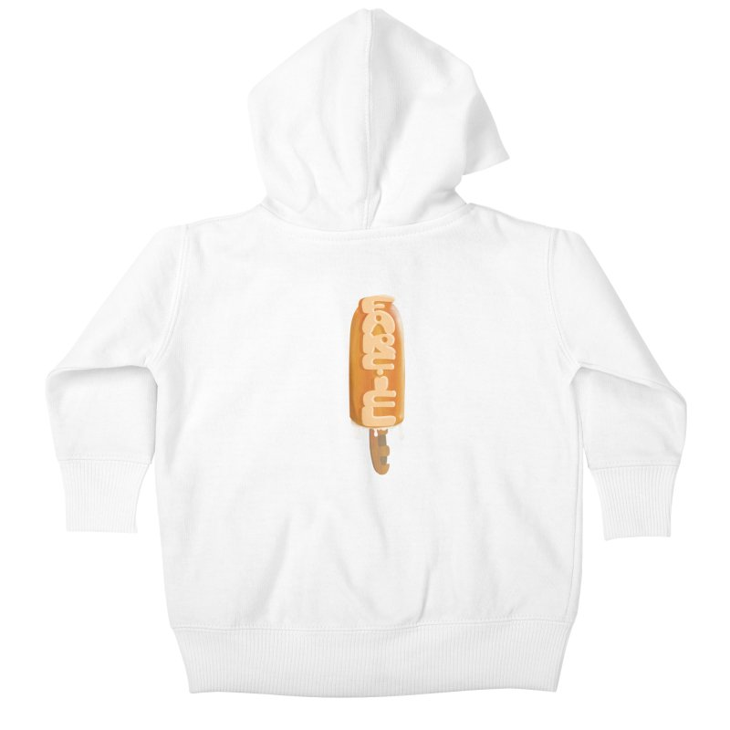 Farcicle  Kids Baby Zip-Up Hoody by Demeter Designs Artist Shop