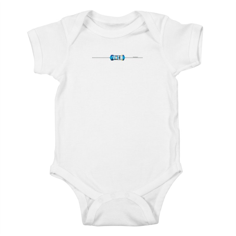 Ohm Resists (#GeeksResist) Kids Baby Bodysuit by Demeter Designs Artist Shop