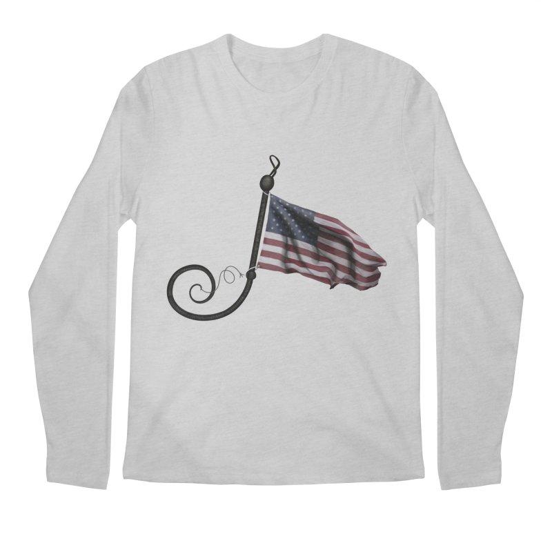 The Stick Men's Regular Longsleeve T-Shirt by Demeter Designs Artist Shop