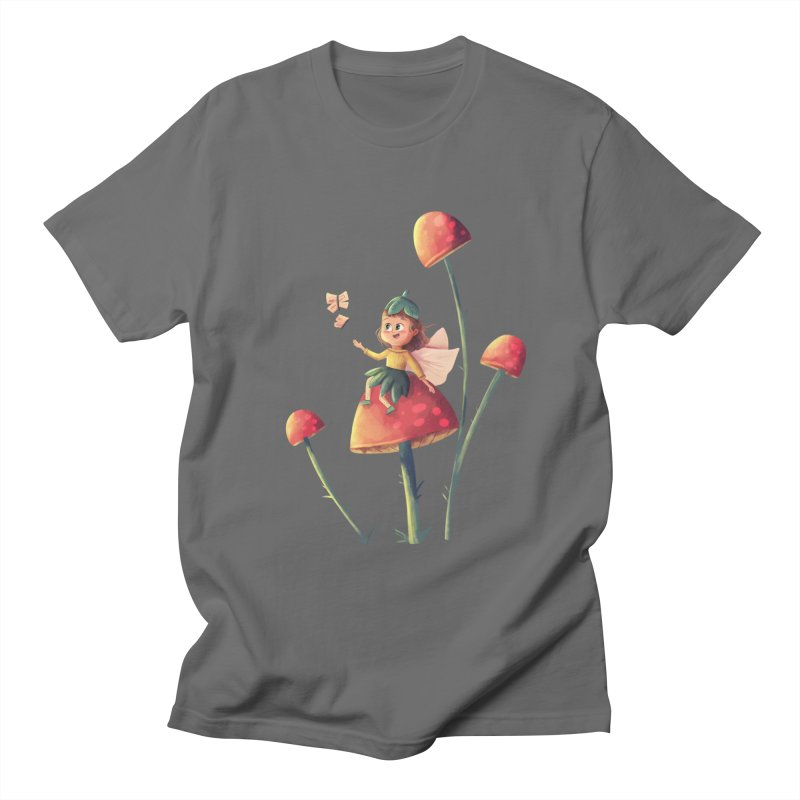 The Toadstool Fairy Men's T-Shirt by Dexter's T-Shirts