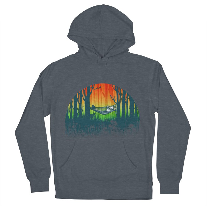 FOR-REST Men's Pullover Hoody by deyaz's Artist Shop