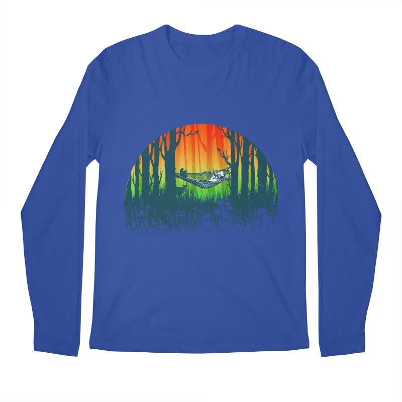 FOR-REST Men's Longsleeve T-Shirt by deyaz's Artist Shop