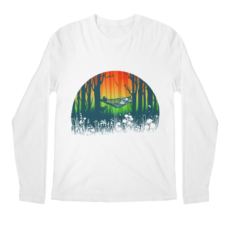 FOR-REST Men's Longsleeve T-Shirt by deyaz's Artist Shop