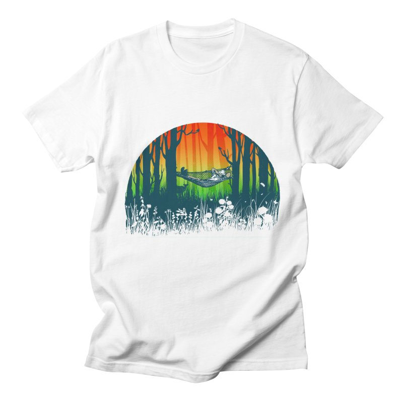 FOR-REST Men's T-Shirt by deyaz's Artist Shop