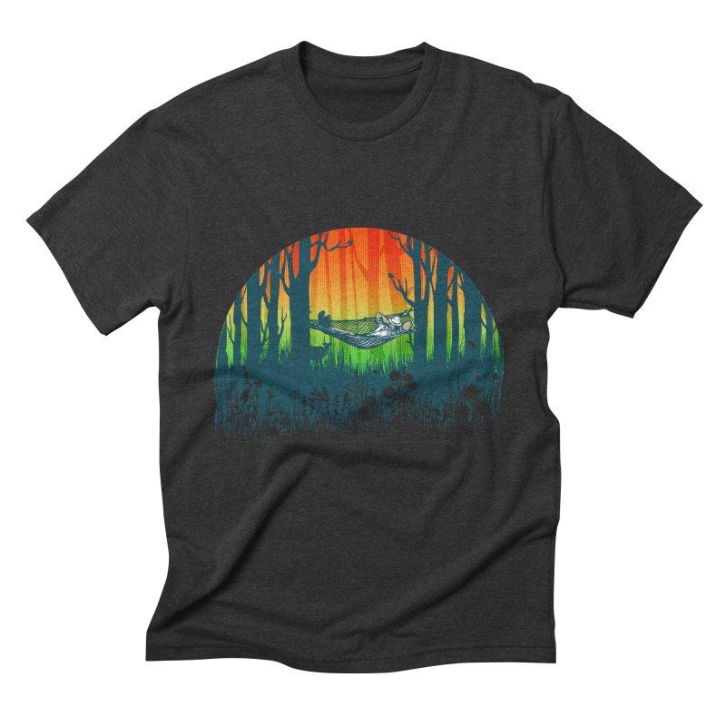 FOR-REST Men's Triblend T-Shirt by deyaz's Artist Shop