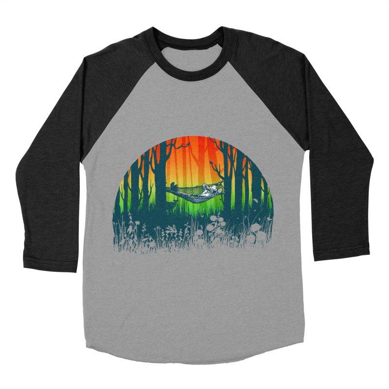 FOR-REST Men's Baseball Triblend T-Shirt by deyaz's Artist Shop