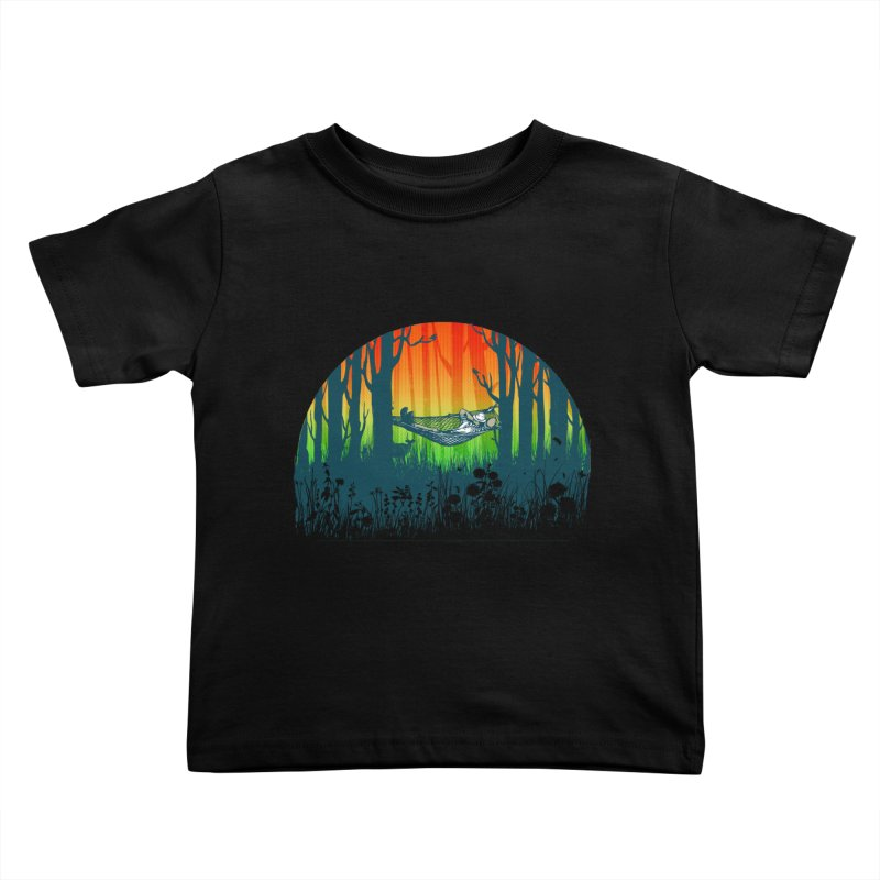 FOR-REST Kids Toddler T-Shirt by deyaz's Artist Shop